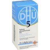BIOCHEMIE DHU 5 KALIUM PHOSPHORICUM D12 günstig im Preisvergleich