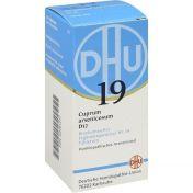 BIOCHEMIE DHU 19 CUPRUM ARSENICOSUM D12 günstig im Preisvergleich