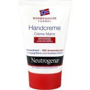 Neutrogena Norweg.Formel Handcreme unparf.50ml günstig im Preisvergleich