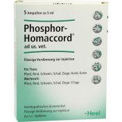 PHOSPHOR HOMACCORD VET günstig im Preisvergleich