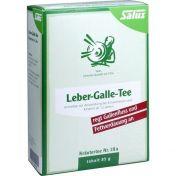 Leber-Galle-Tee Nr. 18a Salus günstig im Preisvergleich