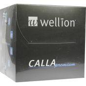 WELLION CALLA Premium BZG SET silber mg/dl