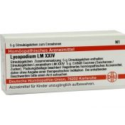 LM LYCOPODIUM XXIV günstig im Preisvergleich