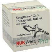 NUK SAUGTRAINER GR. 3 S