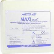MAXI MED Wundverband 5mx6cm Master Aid günstig im Preisvergleich