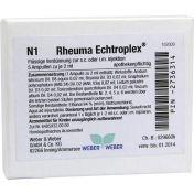 Rheuma Echtroplex günstig im Preisvergleich