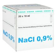 Kochsalzlösung 0.9% Mini-Plasco connect günstig im Preisvergleich