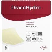 DracoHydro Hydrokoll. Wundauflage 10x10cm günstig im Preisvergleich