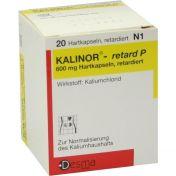 KALINOR RETARD P günstig im Preisvergleich