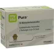 mylife Pura Blutzucker-Teststreifen günstig im Preisvergleich