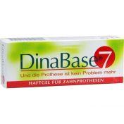 DinaBase 7(unterfüttern.Haftmaterial f.Zahnproth.)