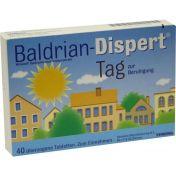 BALDRIAN DISPERT TAG zur Beruhigung