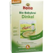 Holle Bio-Babybrei Dinkel nach dem 4. Monat