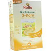 Holle Bio-Babybrei 3-Korn