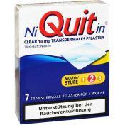 NiQuitin Clear 14mg