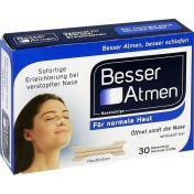 Besser Atmen Nasenstrips beige normale Größe günstig im Preisvergleich