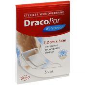 Dracopor Waterproof Wundverband steril 5cmx7.2cm günstig im Preisvergleich