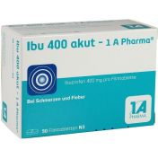 Ibu 400 akut - 1A Pharma