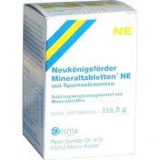 Neukönigsförder Mineraltabletten NE günstig im Preisvergleich