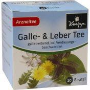 KNEIPP Galle- und Lebertee günstig im Preisvergleich