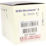 BD MICROLANCE 18G KAN 1 1/2 günstig im Preisvergleich