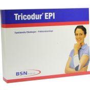 Tricodur Epi Bandage weiß-blau Gr. M günstig im Preisvergleich