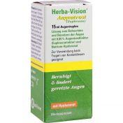 Herba-Vision Augentrost günstig im Preisvergleich