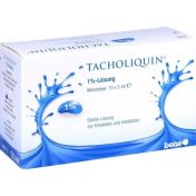 Tacholiquin 1% Lösung Monodose