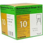 NATRIUMCHLORID 10% MPC Elektrolytkonzentrat günstig im Preisvergleich