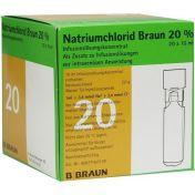 NATRIUMCHLORID 20% MPC Elektrolytkonzentrat günstig im Preisvergleich