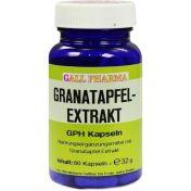Granatapfelextrakt Kapseln