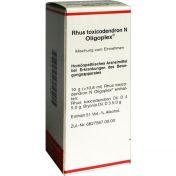 Rhus toxicodendron N Oligoplex günstig im Preisvergleich