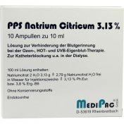 NATRIUMCITRAT 3.13%