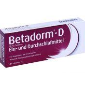 BETADORM D