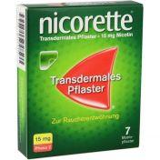 Nicorette TX Pflaster 15mg