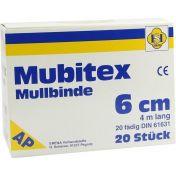 MUBITEX MULLBINDEN 6CM günstig im Preisvergleich