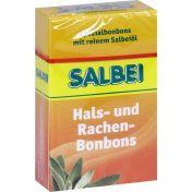 SALBEI HALS UND HUSTENBONB