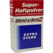 BLEND A DENT SUP HAFT EXTR 168605
