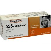 ASS-ratiopharm 500 mg