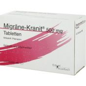 Migräne-Kranit 500mg Tabletten
