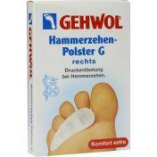 GEHWOL Polymer-Gel Hammerzehen-Polster G rechts