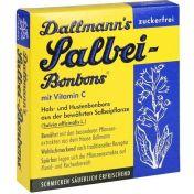 DALLMANNS SALBEIBONBONS zuckerfrei