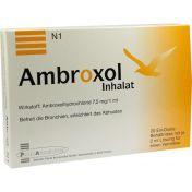 Ambroxol Inhalat