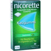 Nicorette Freshmint Kaugummi 2mg