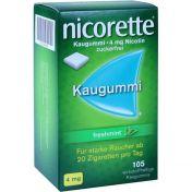 Nicorette Freshmint Kaugummi 4mg