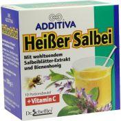 Additiva Heisser Salbei + Vitamin C
