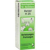 ReVet H25 Globuli vet. günstig im Preisvergleich