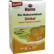 Holle Bio Baby Dinkel-Zwieback
