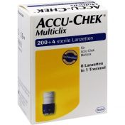 ACCU-CHEK Multiclix Lanzetten