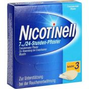 NICOTINELL 17.5MG 24 Stunden Pflaster TTS 10